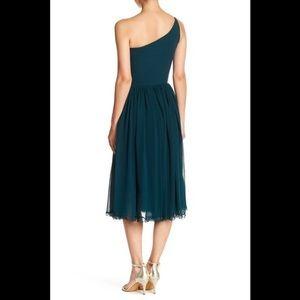 Dress the Population Dresses - Dress the population eliza one shoulder dress